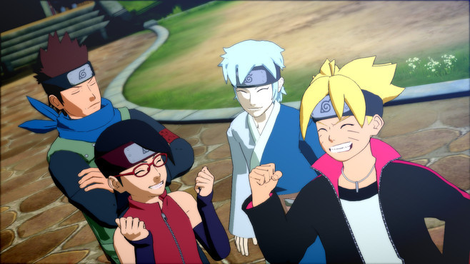 NARUTO STORM 4 : Road to Boruto Expansion Screenshot 8