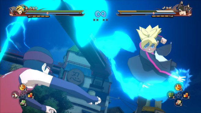 NARUTO STORM 4 : Road to Boruto Expansion Screenshot 15