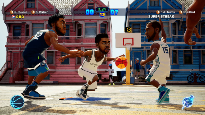 NBA 2K Playgrounds 2 Screenshot 1