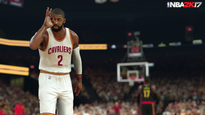 NBA 2K17 Legend Edition Gold Screenshot 1