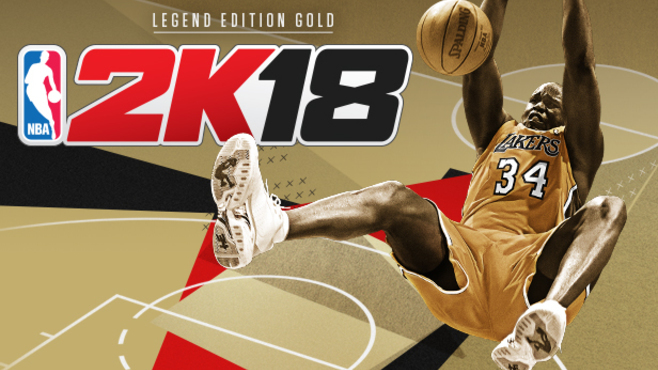 NBA 2K18 Legend Edition Gold Screenshot 1