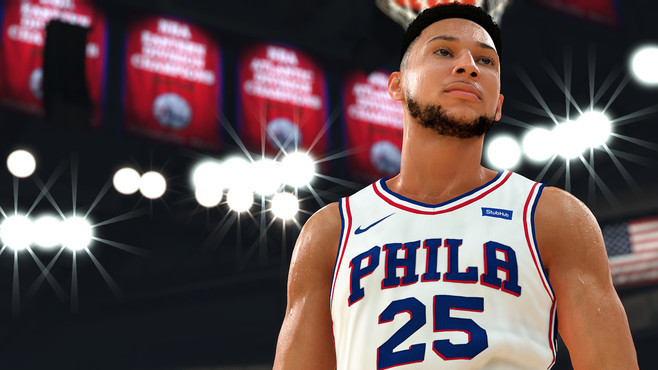 NBA 2K19 20th Anniversary Edition Screenshot 2
