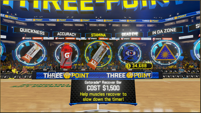 NBA 2KVR Experience Screenshot 3