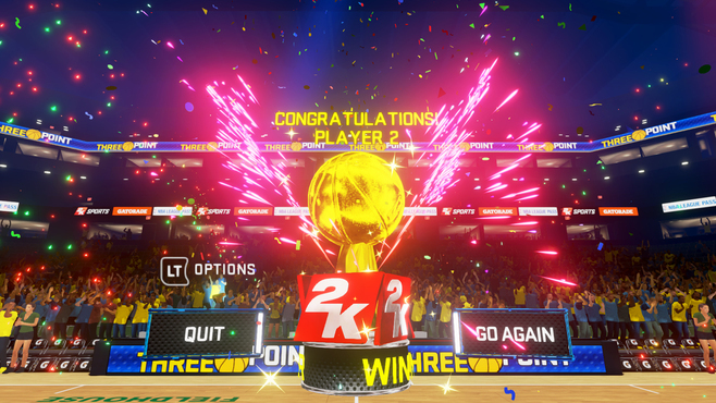 NBA 2KVR Experience Screenshot 4