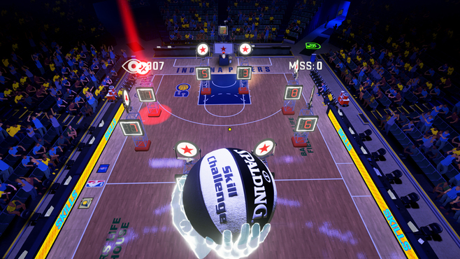 NBA 2KVR Experience Screenshot 5