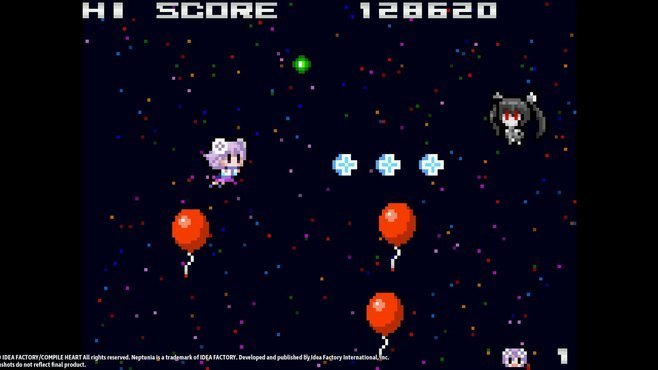 Neptunia Shooter Screenshot 2