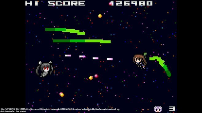 Neptunia Shooter Screenshot 5