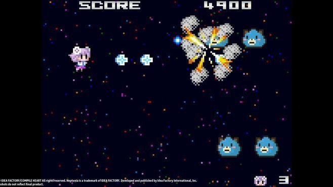 Neptunia Shooter Screenshot 9