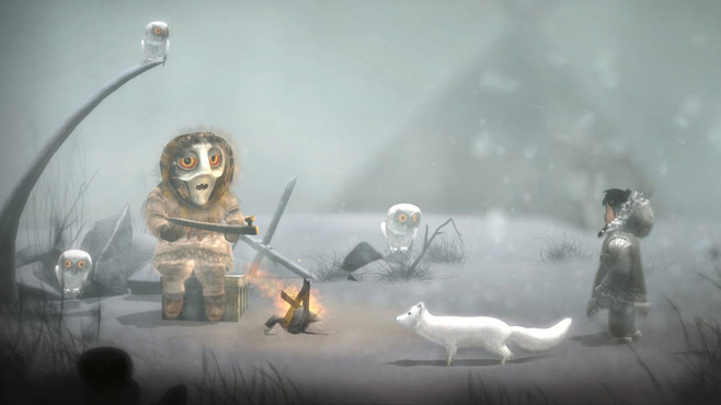 Never Alone Arctic Collection Screenshot 4