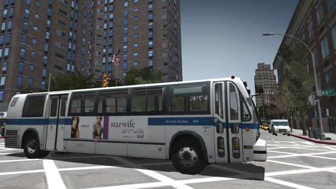 New York Bus Simulator Screenshot 1