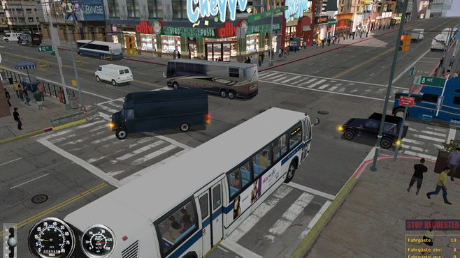 New York Bus Simulator Screenshot 2