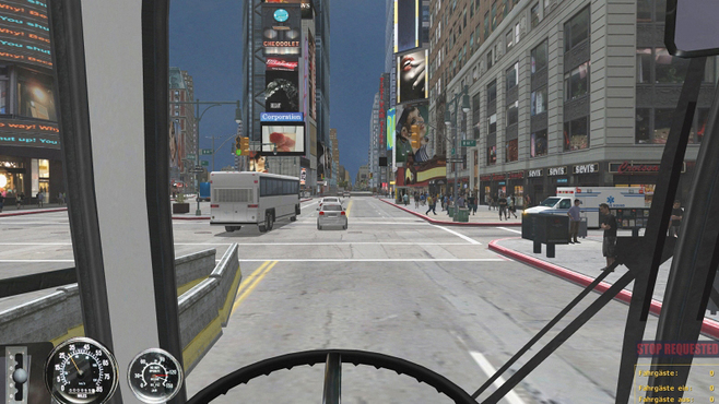 New York Bus Simulator Screenshot 3