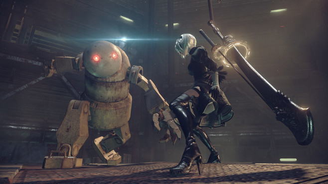 NieR: Automata Screenshot 3