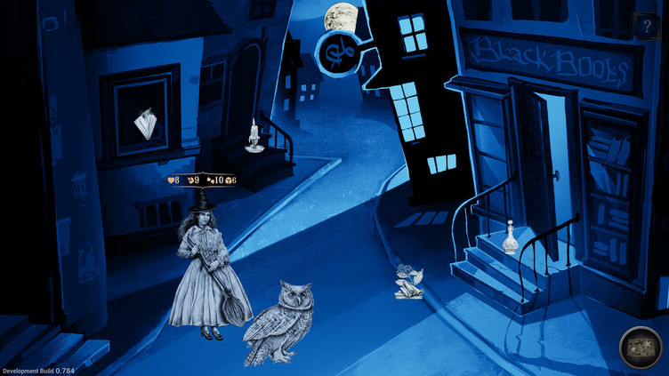 October Night Games Screenshot 1