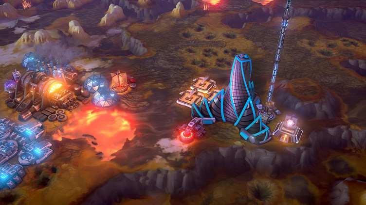 Offworld Trading Company: Jupiter's Forge Expansion Pack Screenshot 4