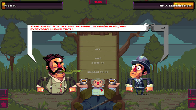 Oh...Sir!! The Insult Simulator Screenshot 1
