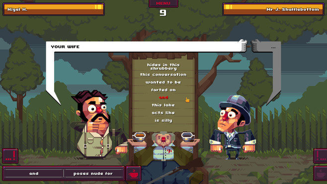 Oh...Sir!! The Insult Simulator Screenshot 2