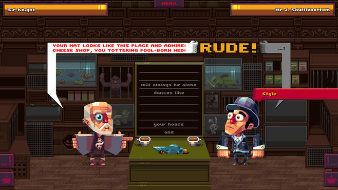 Oh...Sir!! The Insult Simulator Screenshot 4