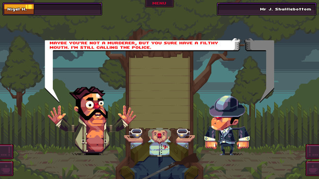 Oh...Sir!! The Insult Simulator Screenshot 5