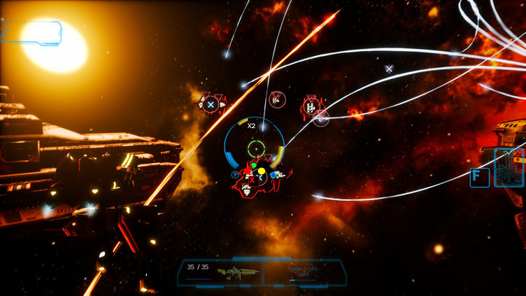 Omnibion War Screenshot 5