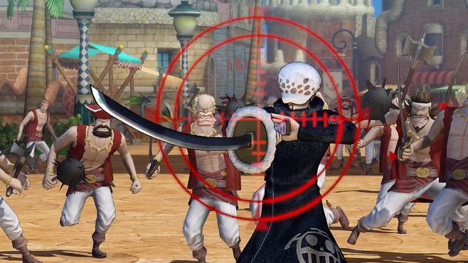One Piece Pirate Warriors 3 Screenshot 4