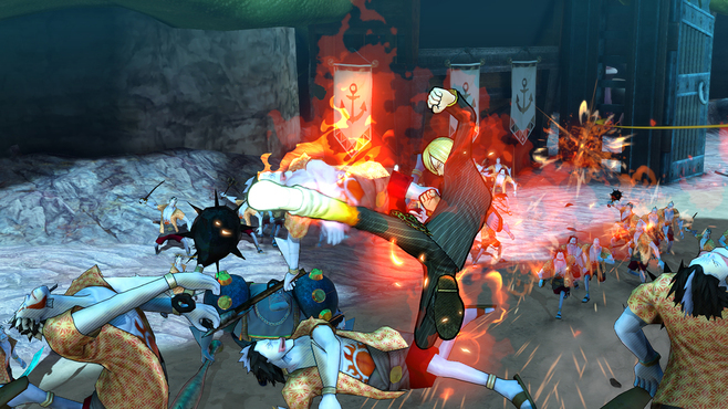 One Piece Pirate Warriors 3 Screenshot 10