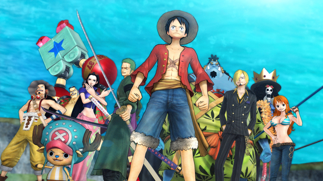 One Piece Pirate Warriors 3 Screenshot 14