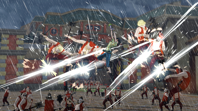 One Piece Pirate Warriors 3 - Gold Edition Screenshot 1