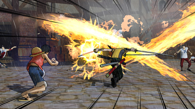 One Piece Pirate Warriors 3 - Gold Edition Screenshot 6