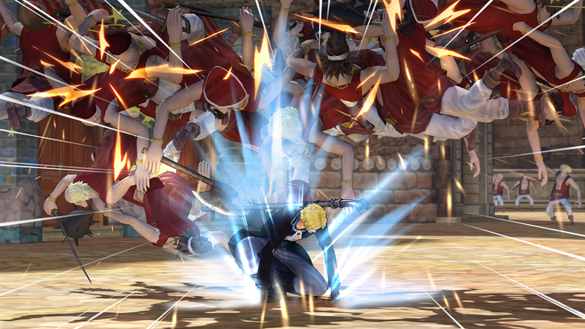 One Piece Pirate Warriors 3 - Gold Edition Screenshot 8