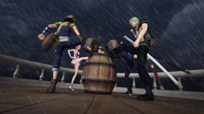 One Piece Pirate Warriors 3 - Gold Edition Screenshot 9