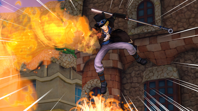 One Piece Pirate Warriors 3 - Gold Edition Screenshot 11