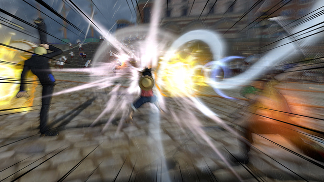 One Piece Pirate Warriors 3 - Gold Edition Screenshot 12