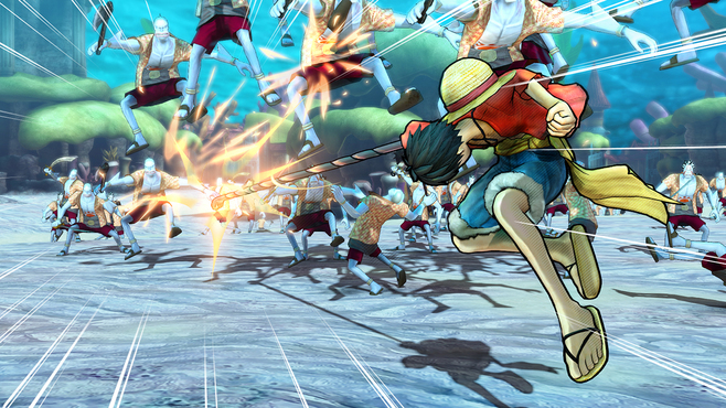 One Piece Pirate Warriors 3 - Gold Edition Screenshot 13