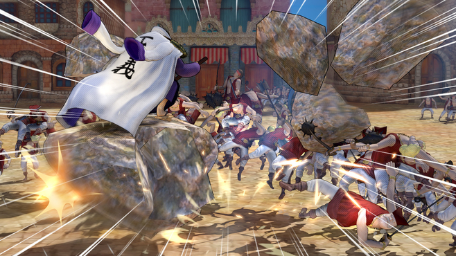 One Piece Pirate Warriors 3 - Gold Edition Screenshot 15