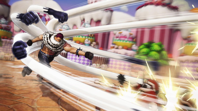 ONE PIECE: PIRATE WARRIORS 4 Deluxe Edition Screenshot 1