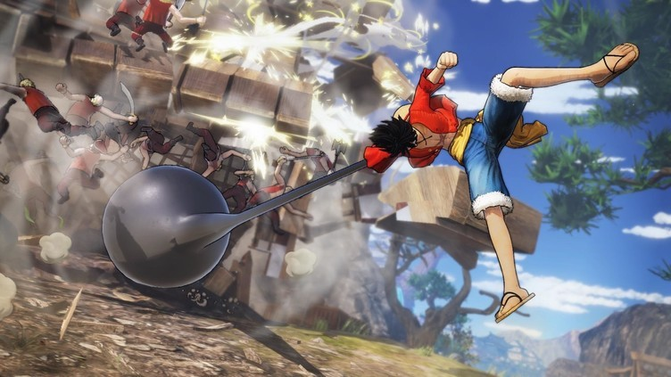 ONE PIECE: PIRATE WARRIORS 4 Deluxe Edition Screenshot 7