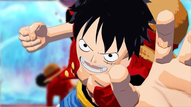 One Piece: Unlimited World Red - Deluxe Edition Screenshot 1