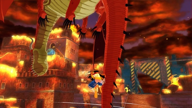One Piece: Unlimited World Red - Deluxe Edition Screenshot 3