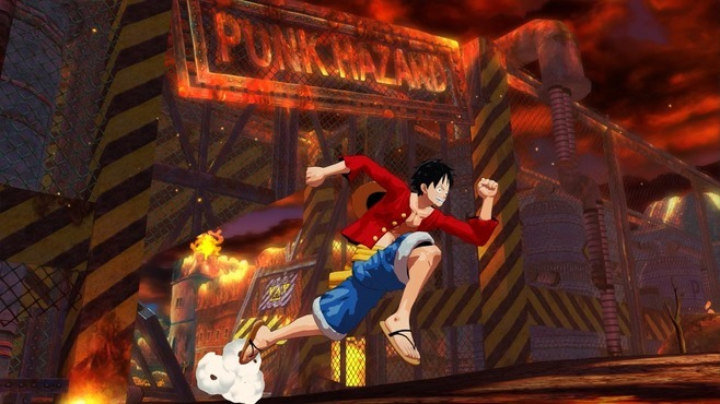 One Piece: Unlimited World Red - Deluxe Edition Screenshot 6