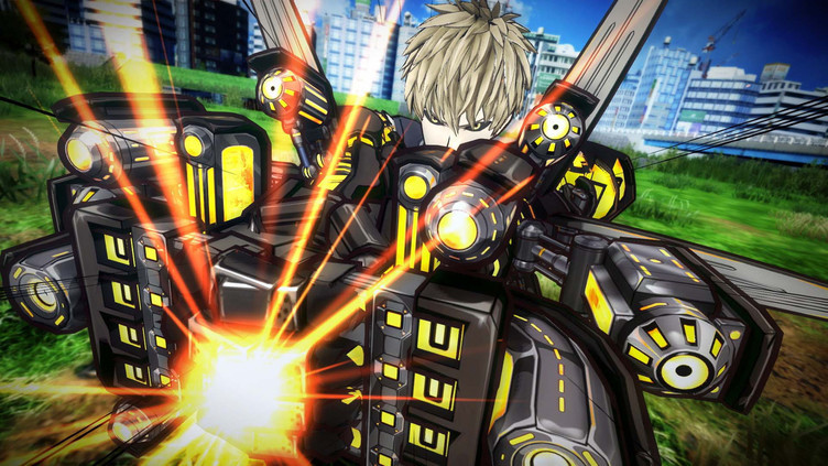 ONE PUNCH MAN: A HERO NOBODY KNOWS - Deluxe Edition Screenshot 2