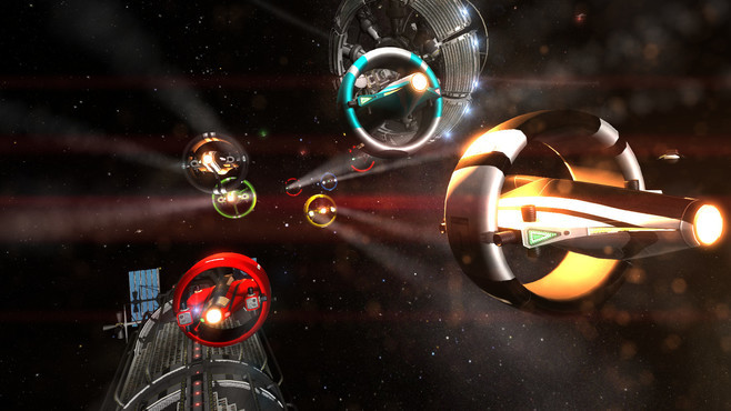 Orbital Racer Screenshot 1
