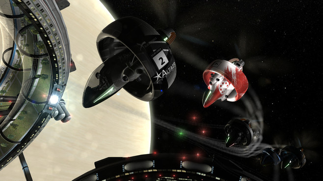 Orbital Racer Screenshot 7