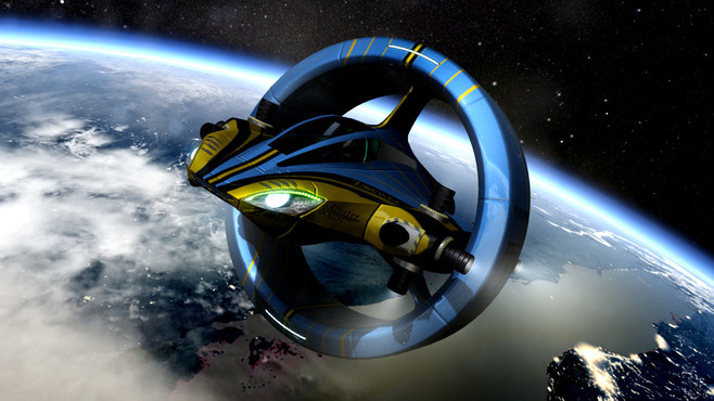 Orbital Racer Screenshot 8