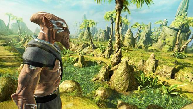Outcast - Second Contact Screenshot 1