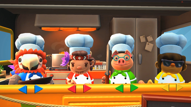 Overcooked! 2 - Surf 'n' Turf Screenshot 1