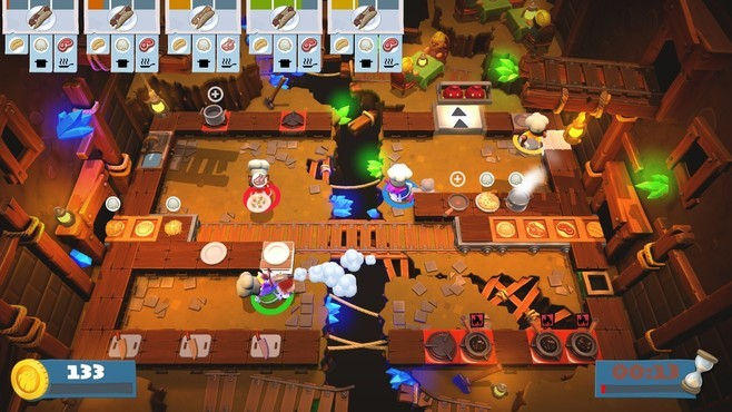 Overcooked! 2 - Too Many Cooks Pack Screenshot 1