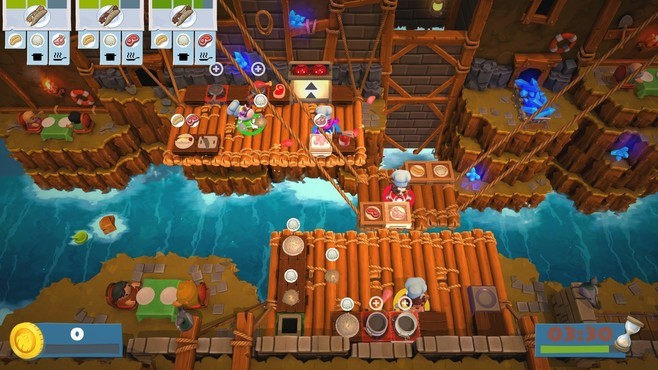 Overcooked! 2 - Too Many Cooks Pack Screenshot 5