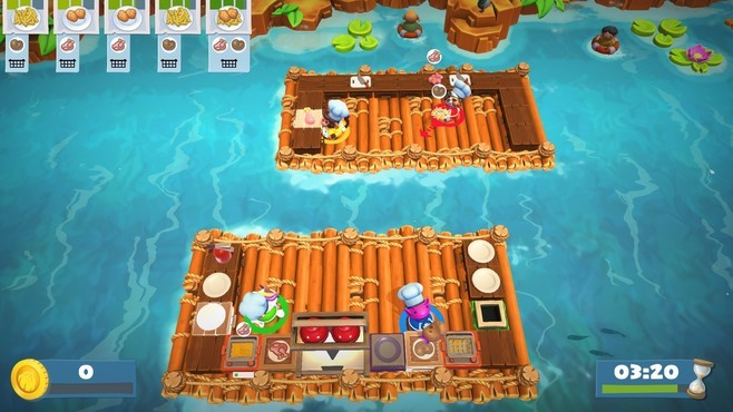 Overcooked! 2 - Too Many Cooks Pack Screenshot 7