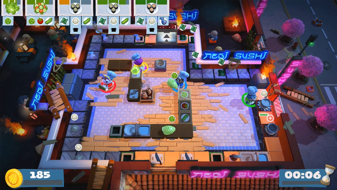 Overcooked! 2 - Too Many Cooks Pack Screenshot 8